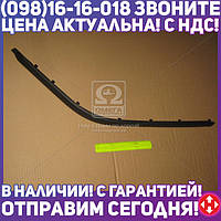 ⭐⭐⭐⭐⭐ Накладка бампера переднего левая БМВ 5 E39 (производство  TEMPEST)  014 0089 927