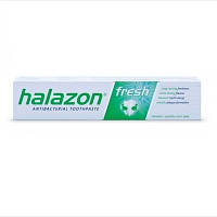 Освежающая зубная паста halazon multiaktive fresh, 75мл.