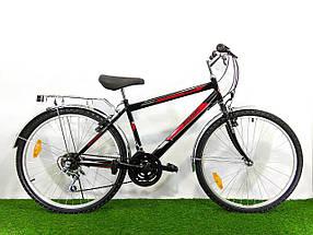 Дорожный велосипед Mustang Upland 24*160, фото 2