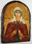 Икона Валентина Святая Мученица Кесарийская