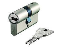 Iseo R90 Gera 120мм 60х60 ключ/ключ никель (Италия), фото 1