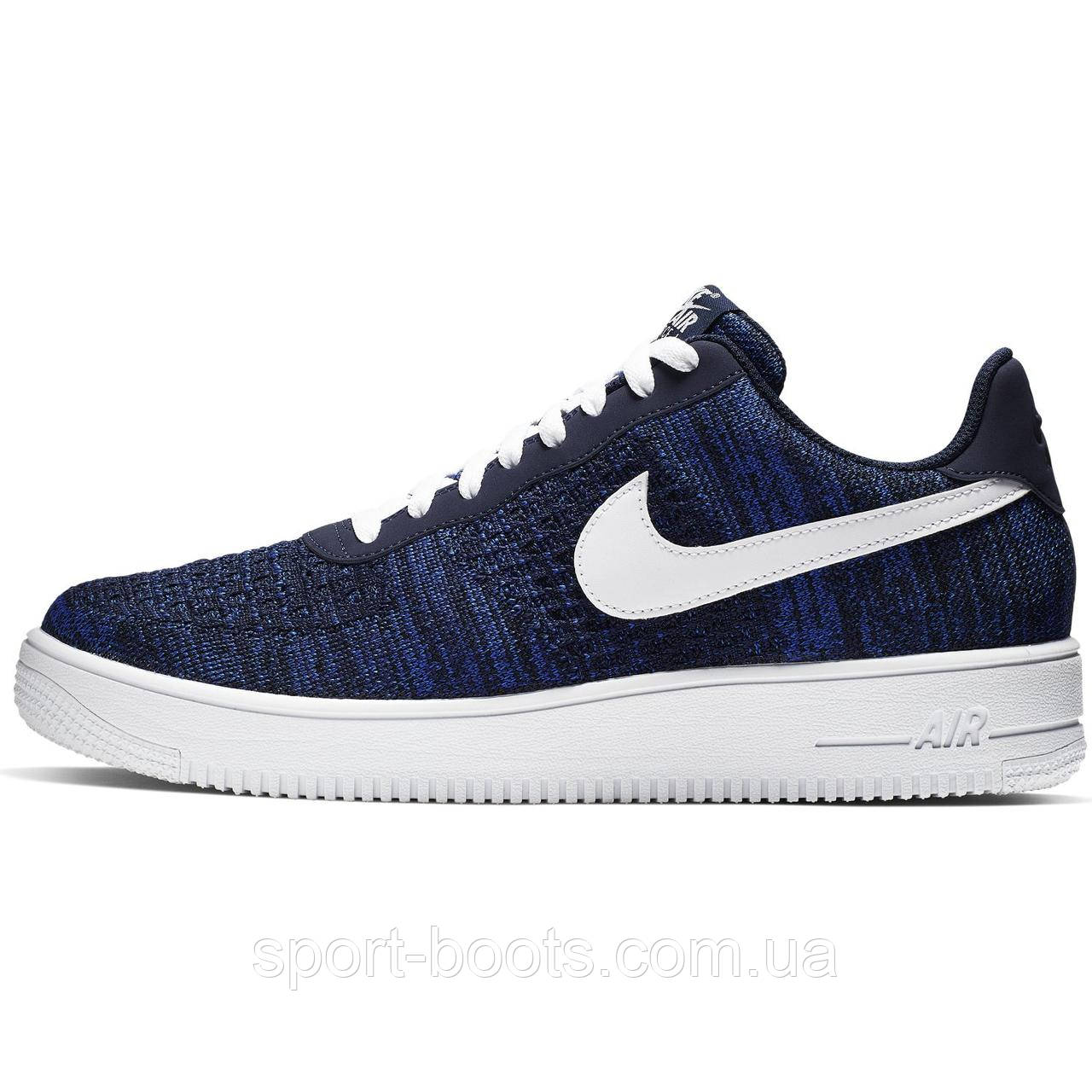 5853779e Оригинальные мужские кроссовки Nike AIR FORCE 1 FLYKNIT 2.0: продажа ...
