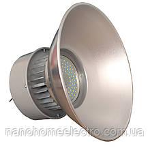 ElectroHouse LED світильник для високих прольотів 50W 6500K 4500Lm IP20 Ø39см