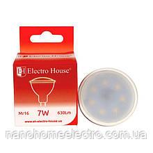 LED лампа для точечных светильников MR16 7 Вт 4100К 630 Лм 4100К