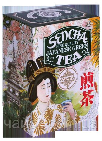Чай Млесна зелёный СЕНЧА 200 гр