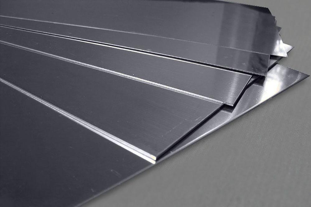 Шина алюминий АД31 5x60x3000
