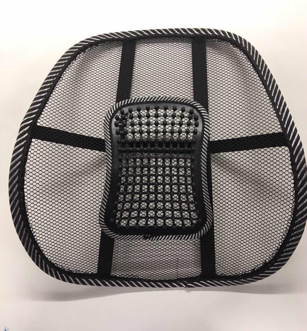 Ортопедическая спинка-подушка для авто и офиса Подробнее