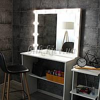 Гримерное (макияжное) зеркало Злата (100х80)