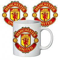 Чашка фк Манчестер Юнайтед
