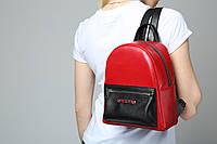 VM-Villomi Стильный городской рюкзак для девушек в комбинации двух цветов