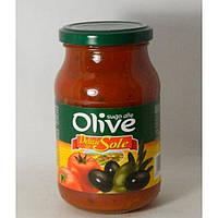 Соус Delizie dal Sole Sugo alla Olive, 400g