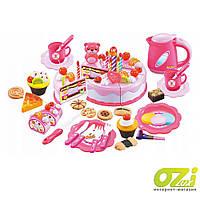 Детский игровой набор Торт Wanyida Toys WD-H58 80 ел.