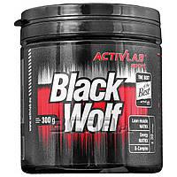 Предтренировочный комплекс ActivLab Black Wolf, 300g, фото 1