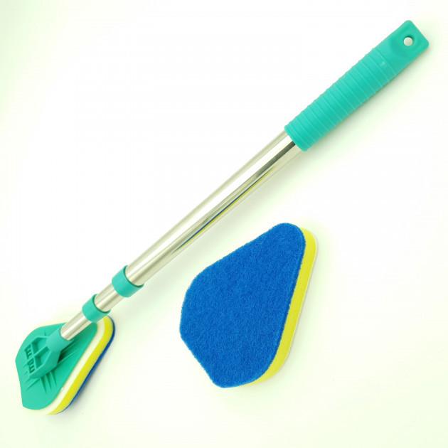 Универсальная щетка-швабра Clean Reach с тремя насадками