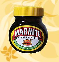 Паста Марміт, Дріжджова паста, Екстракт дріжджів, Marmite, 200г, Великобританія, АФ