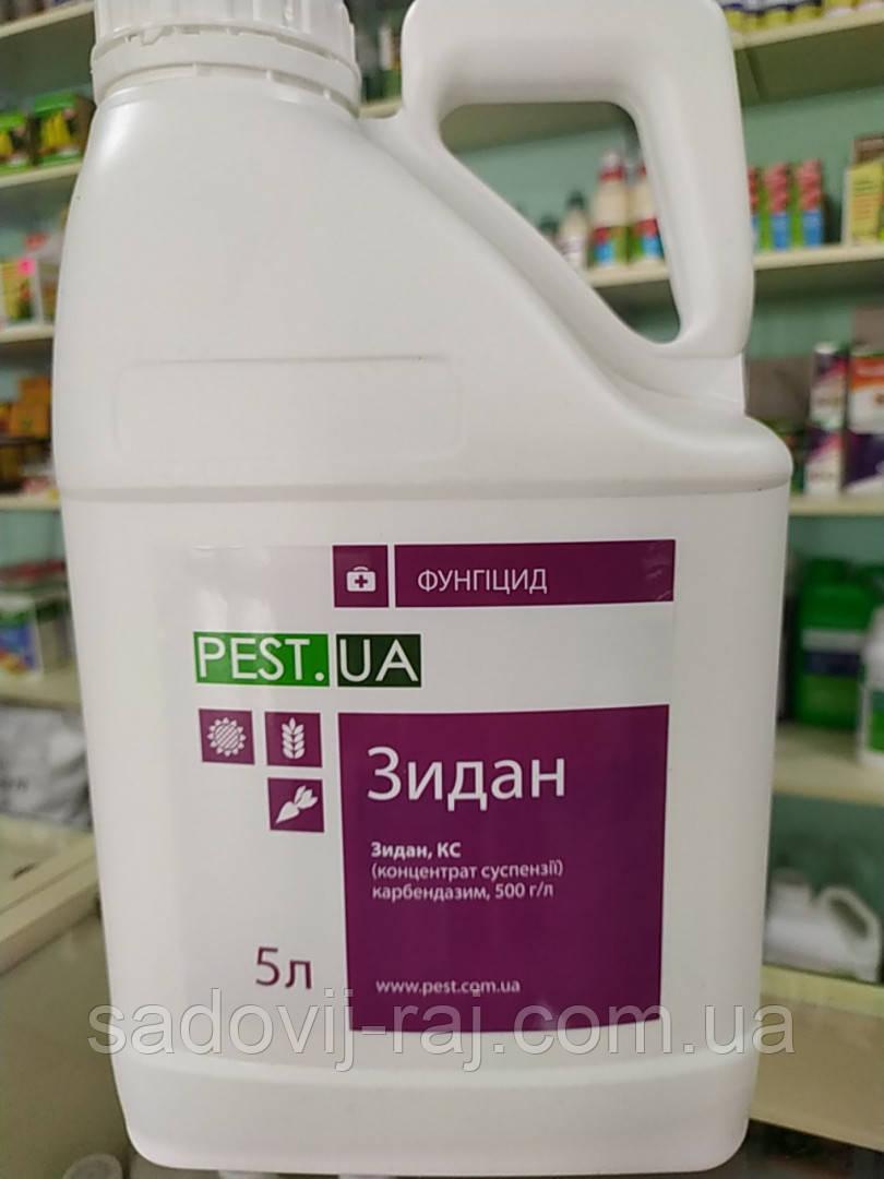 Фунгіцид Зідан 5 л (Дерозал, Альфа-Стандарт, Макас, Штефозал) Pest