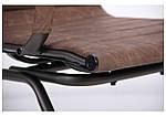 Кресло Slim Gun CF Wax Coffee, фото 6