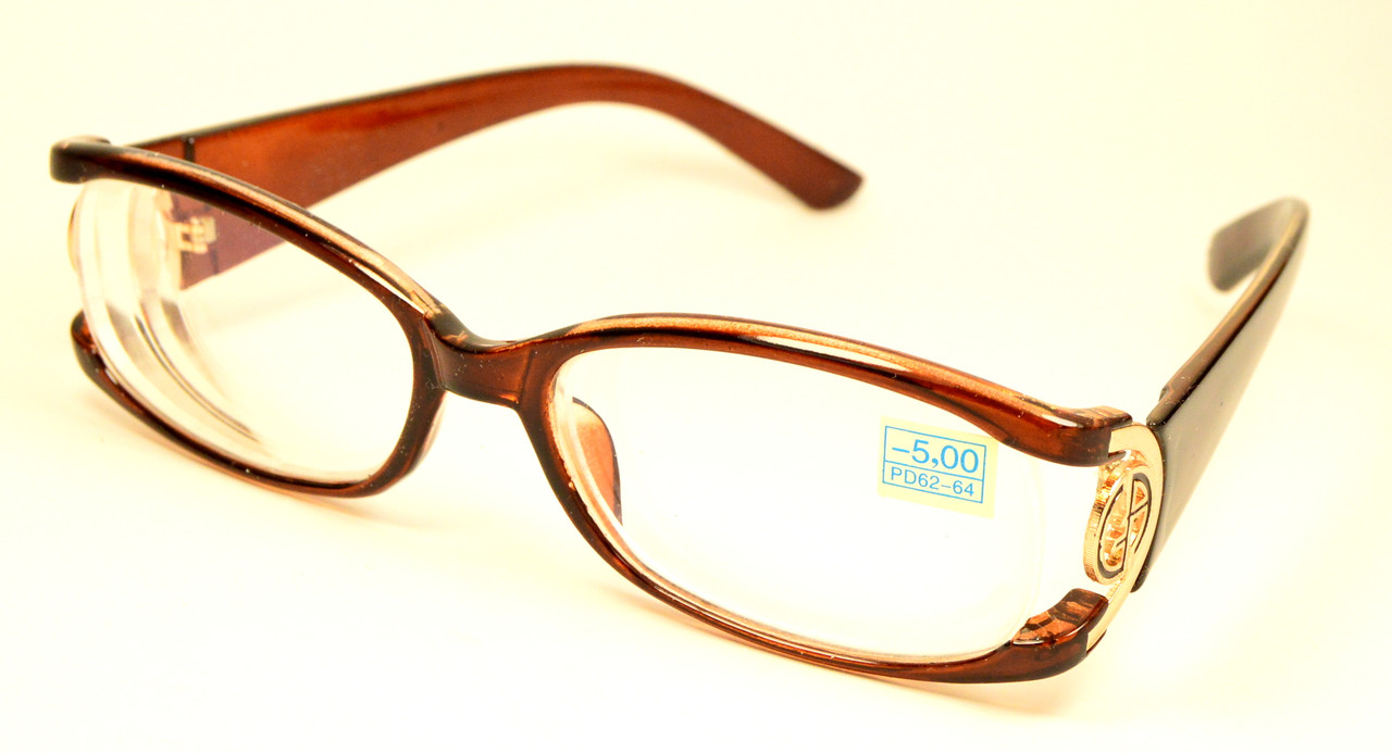 Жіночі окуляри для зору (ДИВ 3185 кор)