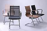 Кресло Slim Gun CF Wax Coffee, фото 10