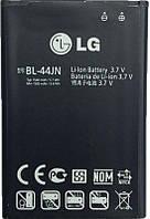 Аккумулятор LG P970 (BL-44JN) 1200/1500 mAh #I/S