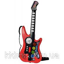 Гитара 10 звуковых эффектов 66 см Simba 6834102