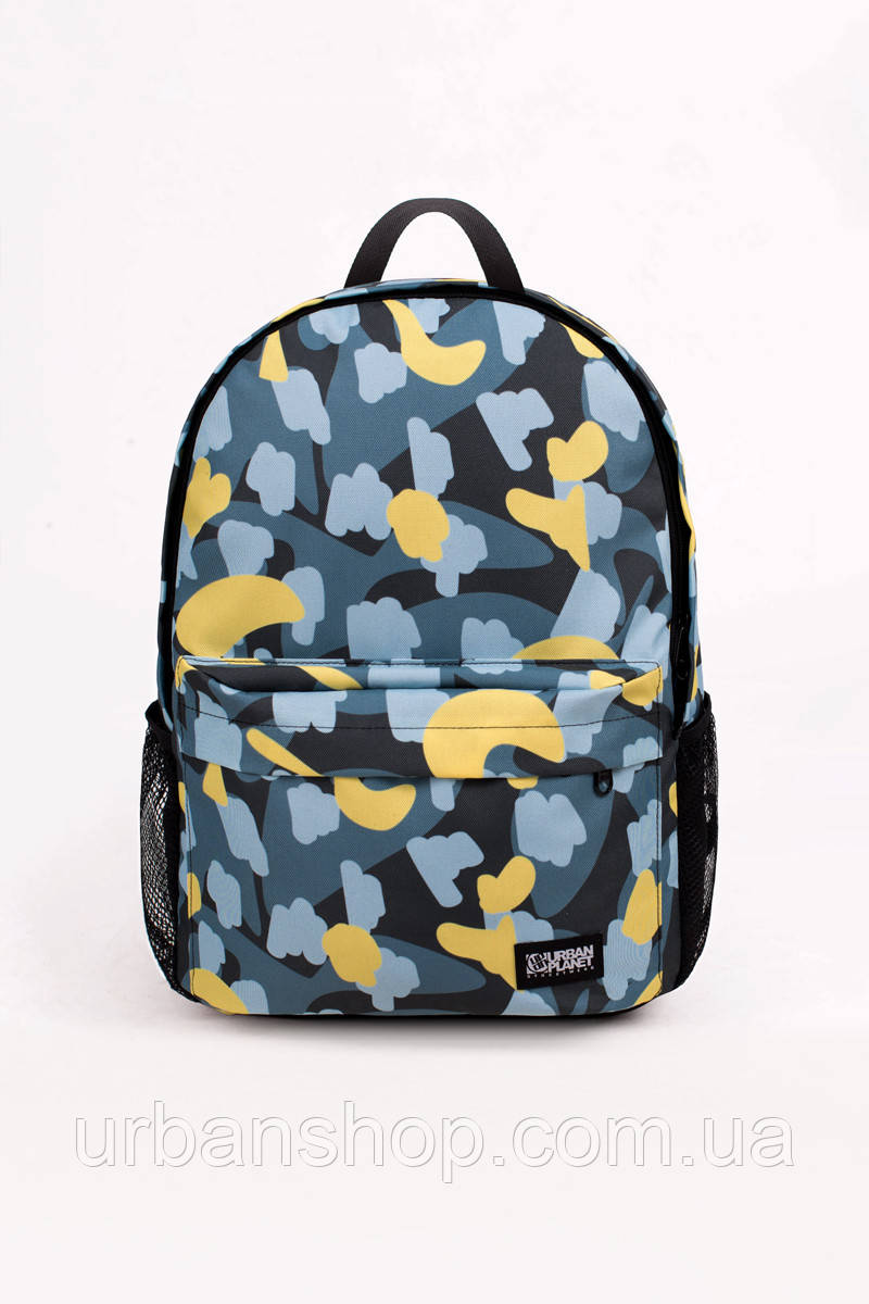 Рюкзак B10 BLOTY CAMO Urban Planet 25L 100% поліестер Multicolor UP 0-0-0-151-1