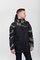 Парка А6 CAMO BLK Urban Planet XL 100% поліестер Multicolor UP 2-1-1-36, фото 1