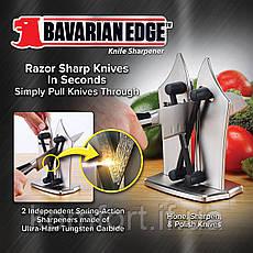 Ножеточка Bavarian Edge Knife Sharpener настольная, фото 3