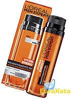Увлажняющий гель Hydra Energy L'Oréal Paris для мужчин с креатином (50мл) Франция
