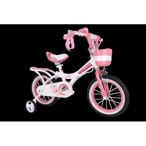 """Велосипед детский Royal Baby Princess Jenny 18"""" для девочки"""