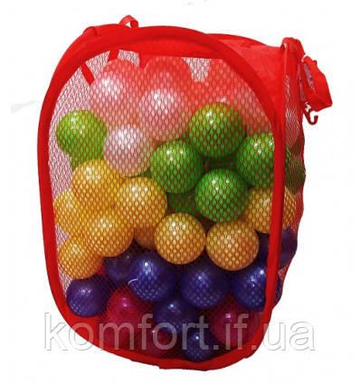 """Набор шаров для бассейна 467-5 """"Орион"""" 80 шт, фото 2"""