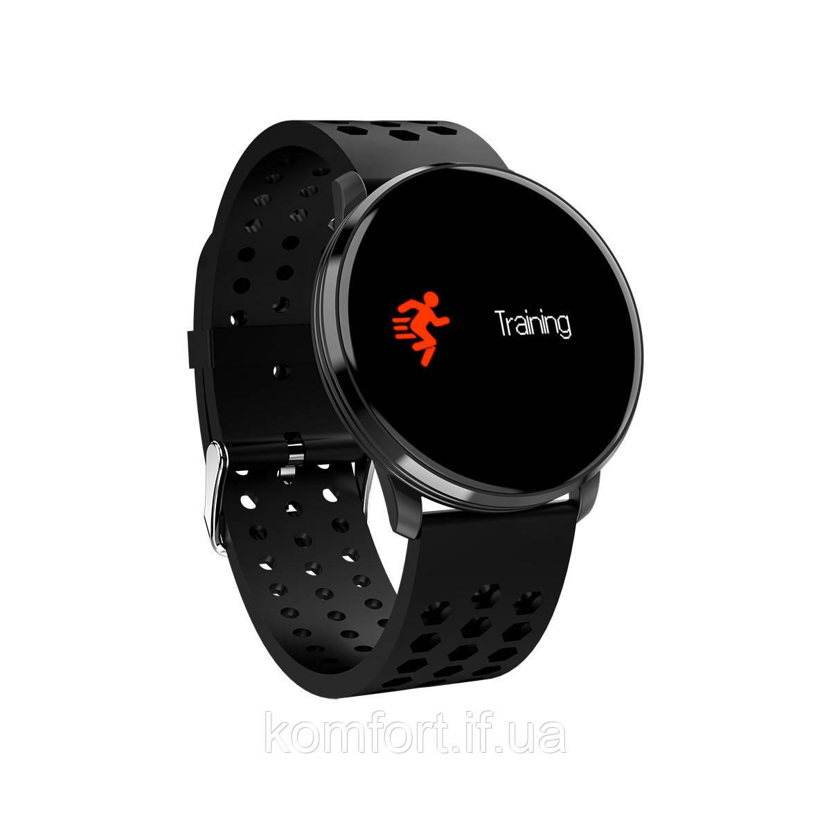 Умные смарт часы Smart Watch M9 Black