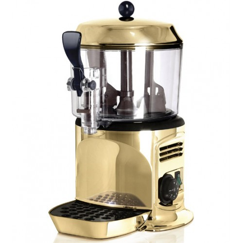 Аппарат для горячего шоколада Delice 3 Gold