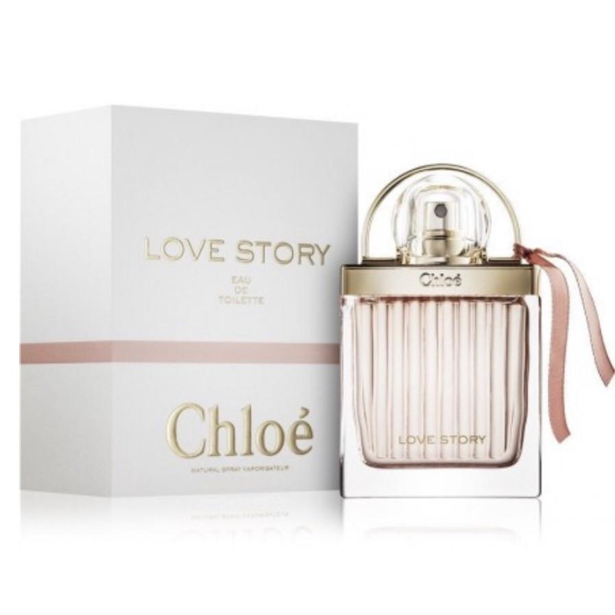 CHLOE Love Story Eau Sensuelle (Хлое Лав Стори Сенсуэль) парфюмированная вода - 50ml