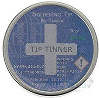 Очиститель жал Tip tinner  Interflux