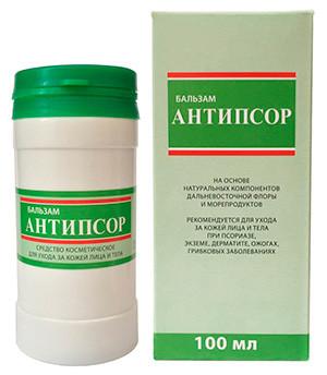 Антипсор 100 гр от псориаза