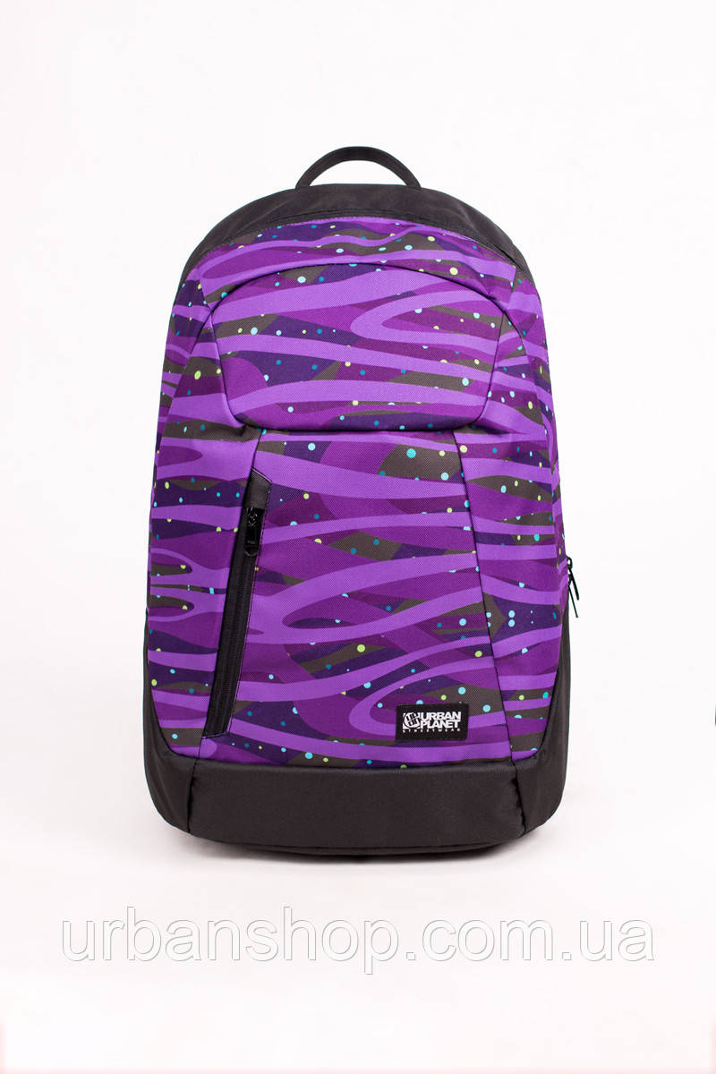 Рюкзак B7 UNDERWATER Urban Planet 25L 100% поліестер Multicolor UP 0-0-0-140-1