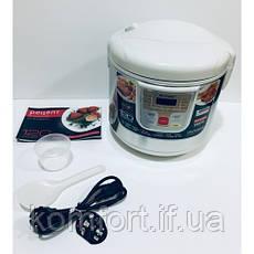 Мультиварка Livstar LSU-1166 12 программ, 5 л (900W) + пароварка, фото 3