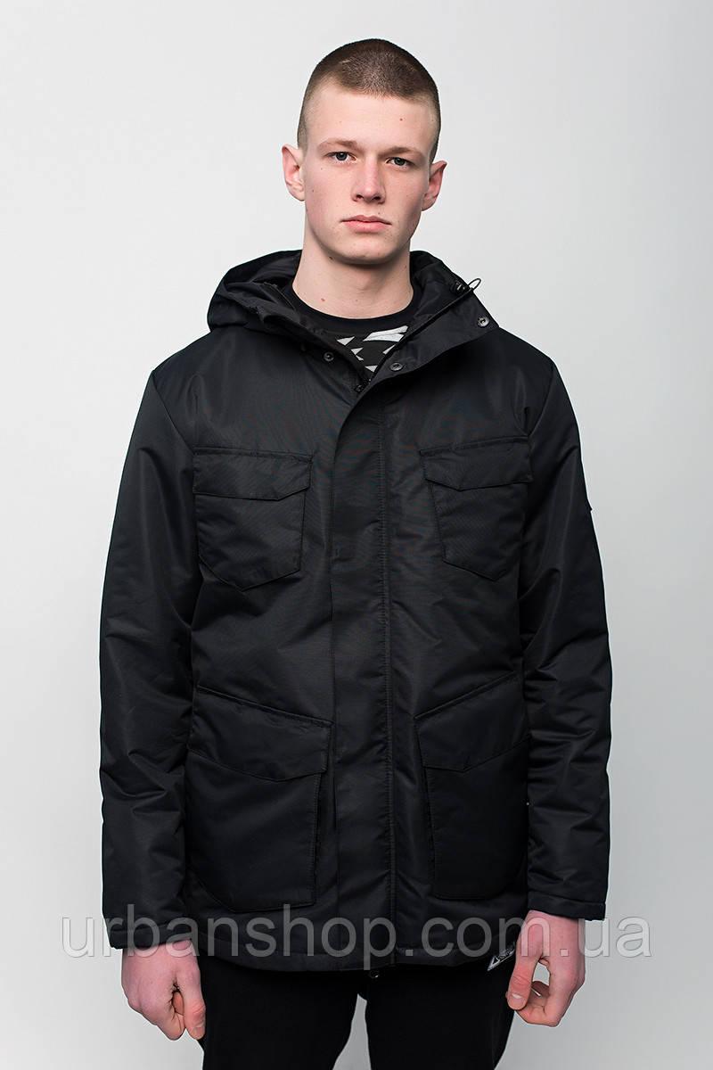 Куртка A5 BLK Urban Planet M 100% поліестер Черный UP 2-1-1-28