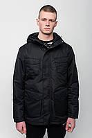 Куртка A5 BLK Urban Planet M 100% поліестер Черный UP 2-1-1-28, фото 1