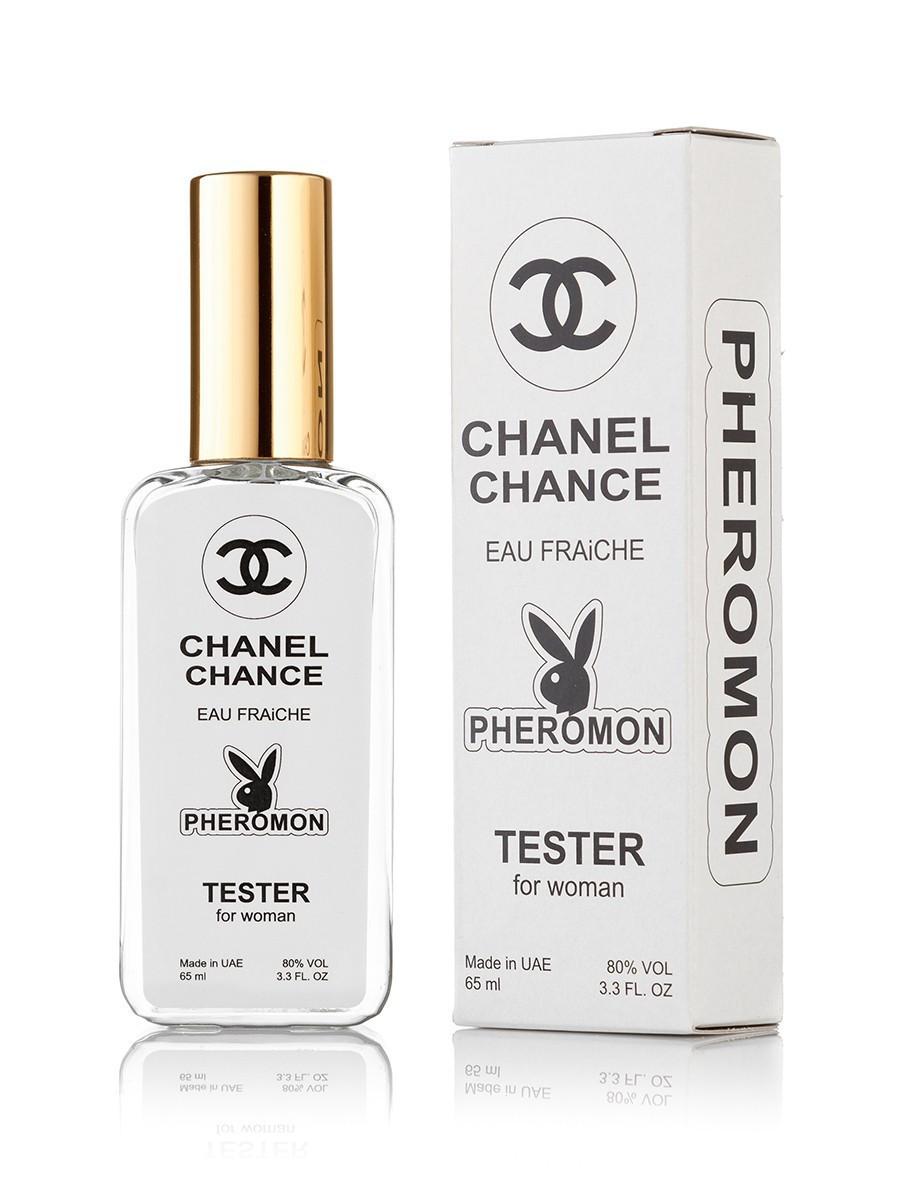 Тестер женский Chanel Chance Eau Fraiche Pheromone, 65 мл