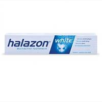 Отбеливающая зубная паста halazon multiaktive white, 75мл.
