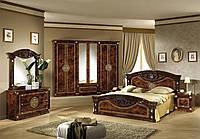 Спальня Рома, продается комплектом и по модулям