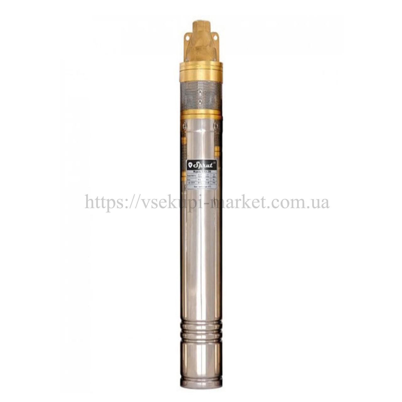 Скважинный насос SPRUT 4SKM 50