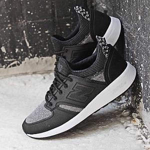 Фирменные летние темные женские кроссовки слипоны New Balance 420 Slip-On WRL420ST