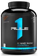 Протеин Rule One R1 Whey Blend 2380g шоколад-арахисовая паста