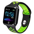 Умные часы Smart Watch ZGPAX S226 Gray ip67 пульсометр,шагомер,калории,артериальное давление, фото 2