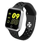 Умные часы Smart Watch ZGPAX S226 Gray ip67 пульсометр,шагомер,калории,артериальное давление, фото 6