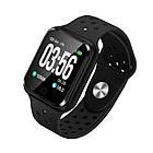 Умные часы Smart Watch ZGPAX S226 Gray ip67 пульсометр,шагомер,калории,артериальное давление, фото 7