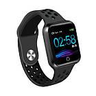 Умные часы Smart Watch ZGPAX S226 Gray ip67 пульсометр,шагомер,калории,артериальное давление, фото 8